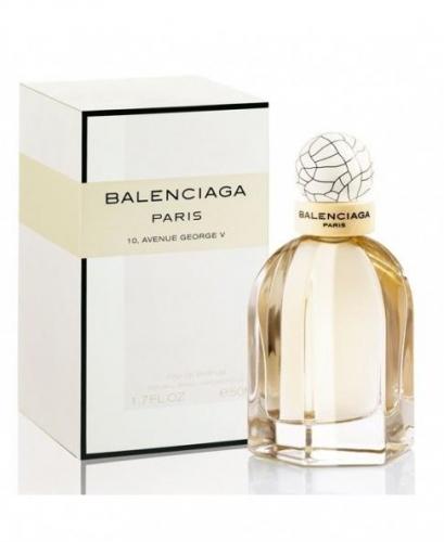 Новый аромат Balenciaga Paris новые фото